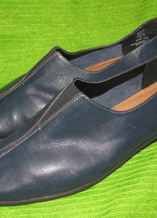 Туфли marco tozzi,р.41 стелька 27см кожа