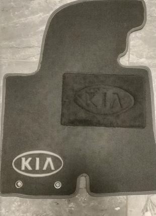 Коврики Kia Sportage с 2012 года.