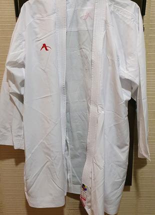 Кимоно Arawaza Zero Gravuty WKF