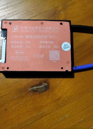 Контроллер заряда/разряда Li-Ion DАLY 48В 35А