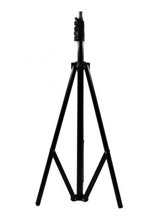 Штатив, тринога, стойка 2M Подходит для селфи колец и и фото виде