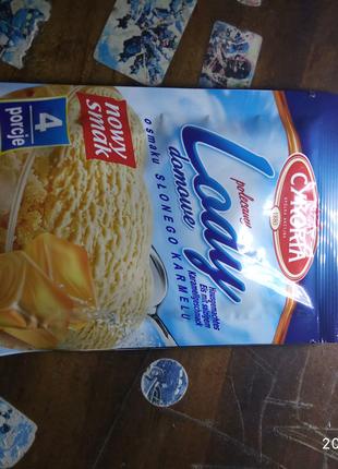 Польское мороженое lady