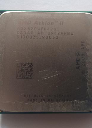 Процессор Athlon II x4 620 2.6GHz Socket AM3/AM2+