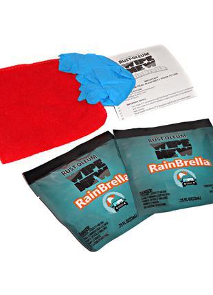 Жидкость для защиты стекла WIPE NEW Rain brella антидождь