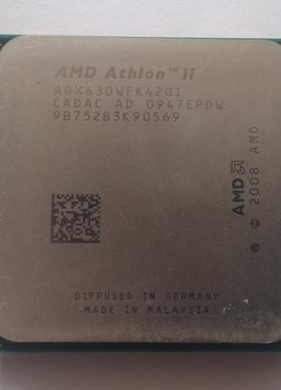 Процессор Athlon II x4 630 2.8GHz Socket AM3/AM2+
