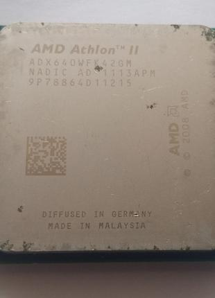Процессор Athlon II x4 640 3GHz Socket AM3/AM2+