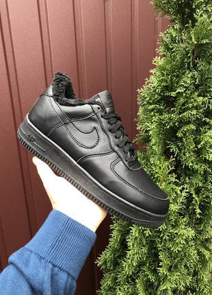 Мужские Зимние Кроссовки Nike Air Force