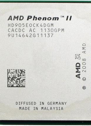 Процессор Phenom II x4 905e 2.5GHz Socket AM3/AM2+