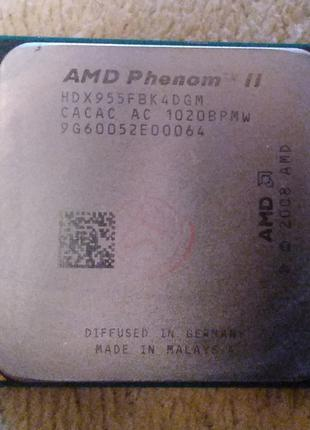 Процессор Phenom II x4 955 3.2GHz Socket AM3/AM2+