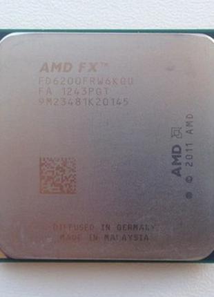Процессор FX-6200 x6 3.8-4.1GHz Socket AM3+