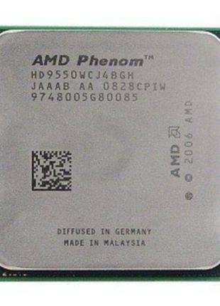 Процессор Phenom x4 9550 2.2GHz Socket AM2/AM2+