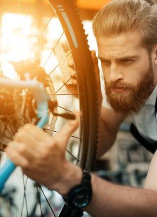 Мелкий ремонт велосипедов Киев