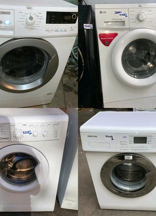 Купити бу пральну машину.Фронтальна загрузка.3.5-10кг.Гарантія.