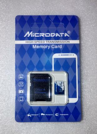Карта памяти 64 Гб флешка память Micro SD kard 10 клас
