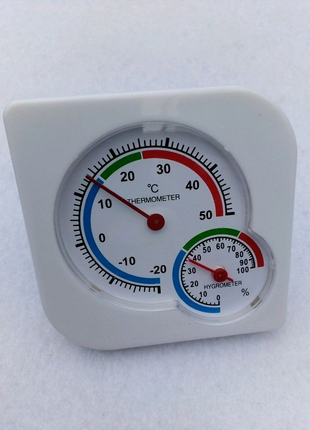 Термометр влагомер в детскую комнату гигрометр вологомір в офіс