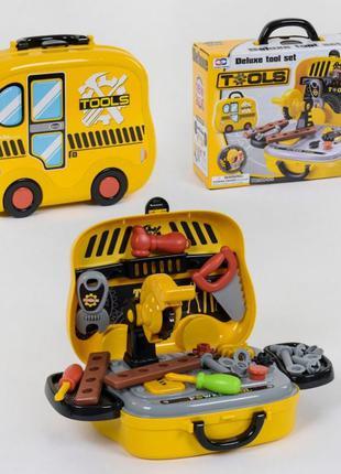 Набор инструментов в чемодане 008-916 24 в коробке