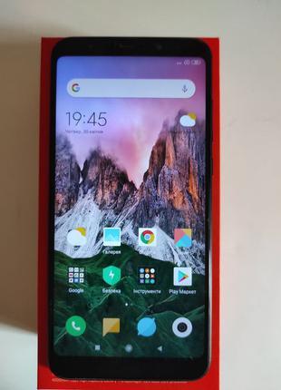 Xiaomi Redmi 5 plus 4/64, 2 sim.