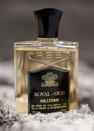 Creed royal oud парфюмированная вода, тестер, 120 мл, унисекс