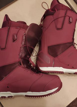 Продам сноубордические ботинки Burton Ruler US 12
