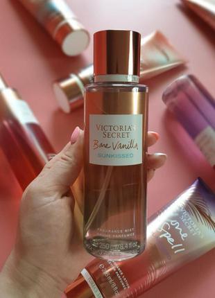 Мист/спрей для тела bare vanilla sunkissed victoria´s secret 🔥...