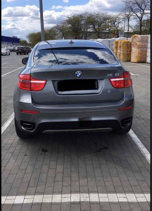 BMW X6 drive