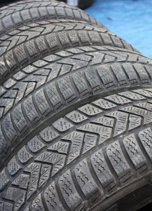 R17=225-55-R17 PIRELLI SOTTOZERO 4штуки зимняя резина шины GER...