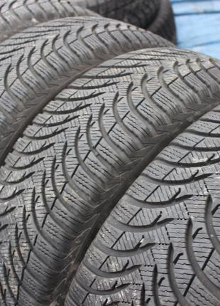 R16=205-60\55-R16 Michelin ,Continental зимняя резина шины 2шт...
