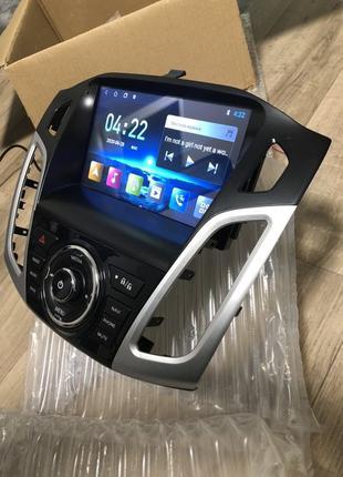 Ford Focus 3 магнитола (штатная) Android Лучшая модель! 2/32Gb...