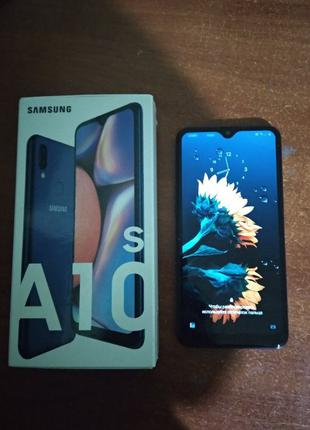 SAMSUNG Galaxy A10s 2/32 Gb Duos Blue