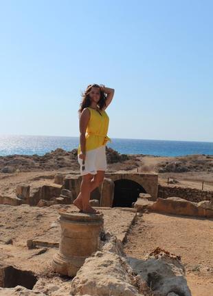 Греческое платье для солнечного отпуска kira plastinina