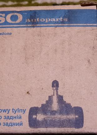 Цилиндр тормозной задний FSO на Таврию