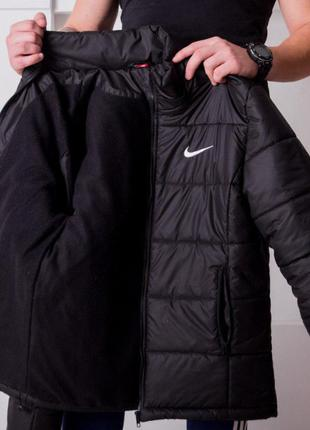 "Зимняя куртка мужская Nike ""Европейка"""