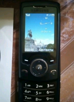 Телефон Samsung u600 (оригинал)