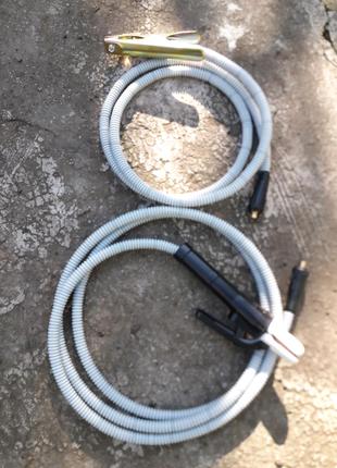 Сварочные кабеля медные для инвертора
