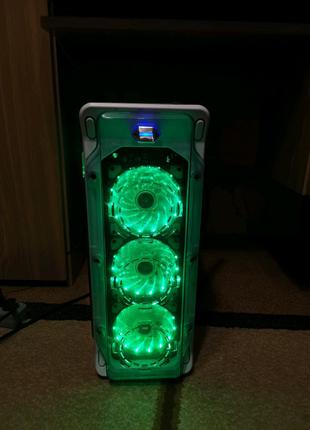 Игровой компьютер системный блок Intel Core i5-9400F GeForce GTX