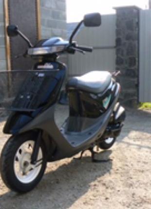 Honda Dio af 18 black