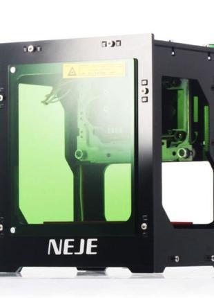 Лазерный гравер гравировальный станок выжигатель Neje DK-8-KZ 150