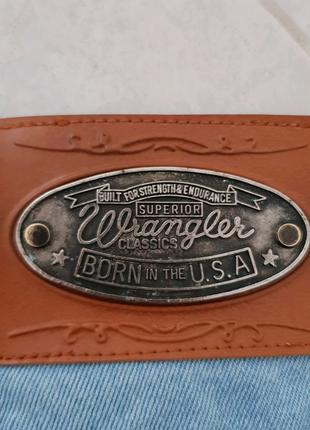 Коллекционные Джинсы Wrangler оригинал U.S.A.