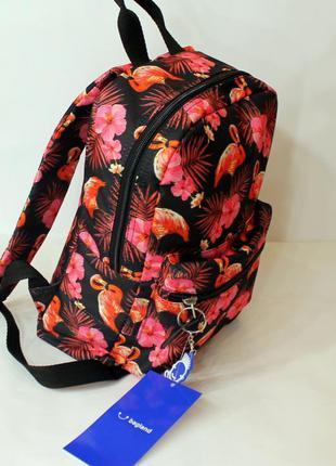 Рюкзак, ранец, городской рюкзак,bagland, фламинго, маленький р...