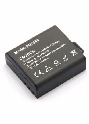 Оригинальная батарея PG1050 для экшн камеры Eken, SJCAM