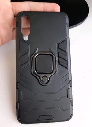 Ударопрочный чехол бампер на Samsung A50, A50S, A30S. Новый.