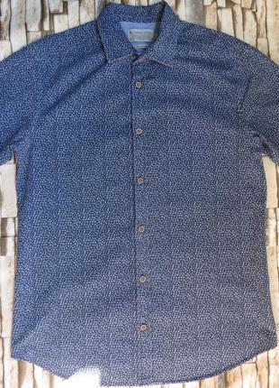 Мужская рубашка с коротким рукавом tu  s