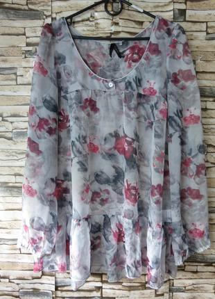 Блуза jeans geisha размер l