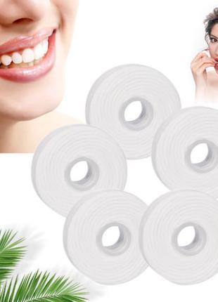 Мятная нить для зубов