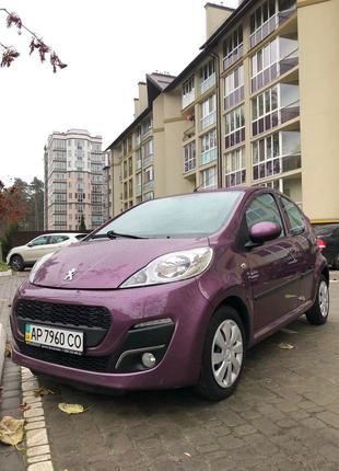 Продам власне авто Peugeot 107