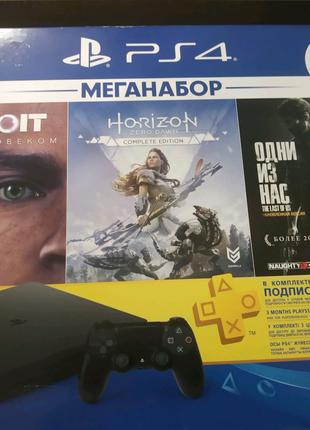Playstation 4 Меганабор