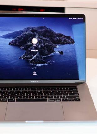 Apple Macbook Pro 15 Retina Space Gray 2018 with TOUCH BAR 16/512