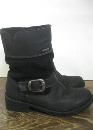 Кожаные ботинки superfit gore tex р.31