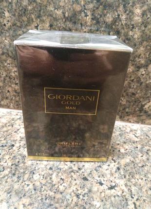 Туалетная вода Giordani gold Man oriflame 75ml Джордани Голд Мэн