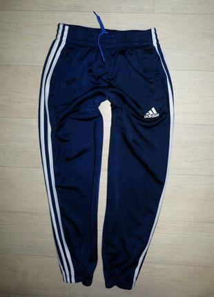 Спортивные штаны adidas 9-10 лет. оригинал